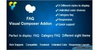 Visual faq on add composer
