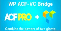 Acf wp vc bridge integrates custom advanced fields & wordpress composer visual