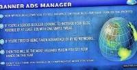 Ad banner manager
