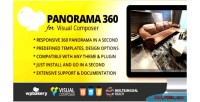 360 panorama addon composer visual for