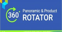 360 product panorama rotation addon composer visual