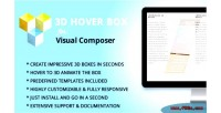 3d hover box addon composer visual for
