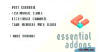 Addons essential for cornerstone