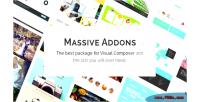 Addons massive uber extension composer visual