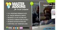 Addons master composer visual for