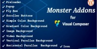 Addons monster composer visual for