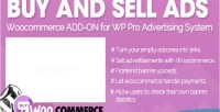 Ads pro buy woocommerce sell and