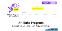 Ads pro wordpress affiliate on add program