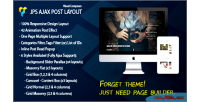 Ajax post layout addon composer visual for ajax