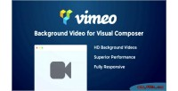 Background vimeo video composer visual for