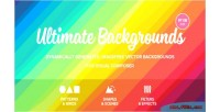 Backgrounds ultimate composer visual for