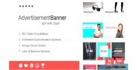 Banner advertisement addon for wpbakery builder page formerly composer visual