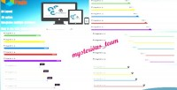 Bars progress multiple composer layout visual for