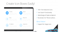 Box icon composer visual for
