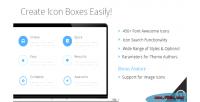 Box icon composer visual for