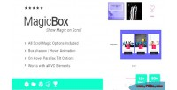 Box magic for all addon for page wpbakery builder formerly composer visual