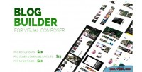 Builder blog composer visual for