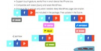 Button share wordpress plugin