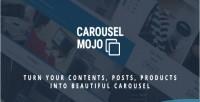 Carousel layers mojo