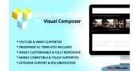 Carousel video addon composer visual for
