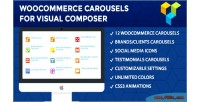 Carousels woocommerce composer visual for