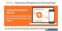 Chain bookly appointments on add