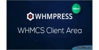 Client whmcs addon whmpress area