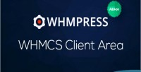 Client whmcs addon whmpress area