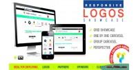 Composer visual addon pro showcase logos