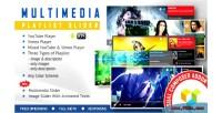 Composer visual addon slider playlist multimedia