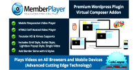 Composer visual addon video html5 memberplayer