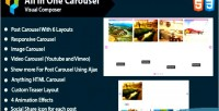 Composer visual all carousel one in