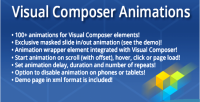 Composer visual animations