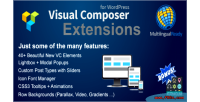 Composer visual extensions