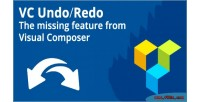 Composer visual feature redo undo