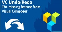 Composer visual feature redo undo