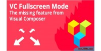 Composer visual fullscreen button