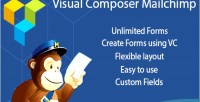 Composer visual mailchimp addon