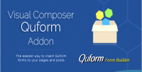 Composer visual on add quform