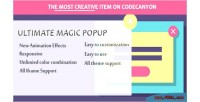 Composer visual popup magic ultimate