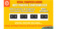 Composer visual rocket countdown addon