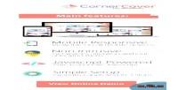 Corner wordpress cover plugin