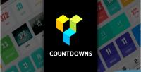 Countdown addons for visual plugin wordpress composer