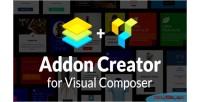 Creator addon composer visual for