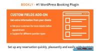 Custom bookly fields on add
