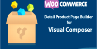 Detail woo builder page product