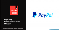Digital paypal adpress gateway goods