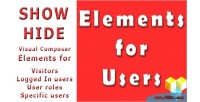 Elements for users addon composer visual for