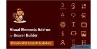 Elements visual addon builder beaver for