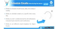 Emails follow my blog on add post emails